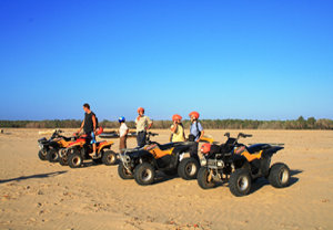 Circuits quad Madagascar