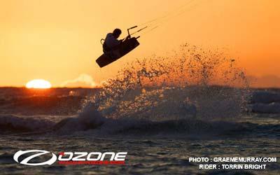 OZONE kitesurfing