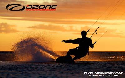 OZONE kiteboarding